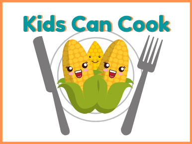 Kids Can Cook: Corn Casserole